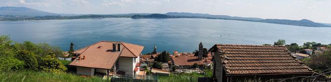 Bild: Belgirate, Ort am Lago Maggiore