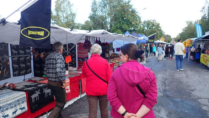 Höstmarknad Jokkmokk