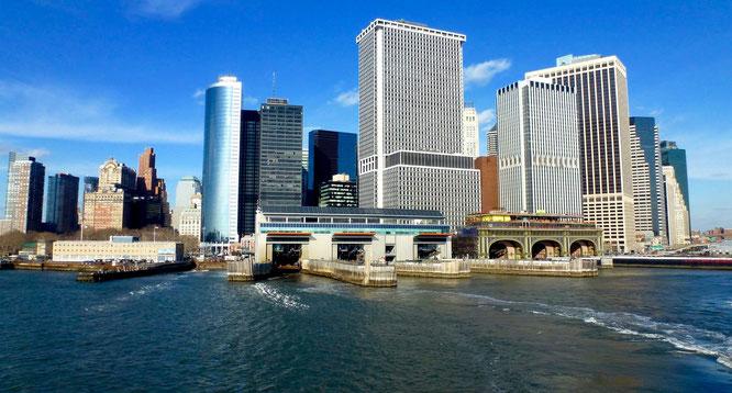 Bild: Skyline Lower Manhattans