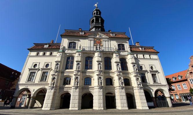Bild: Das Rathaus