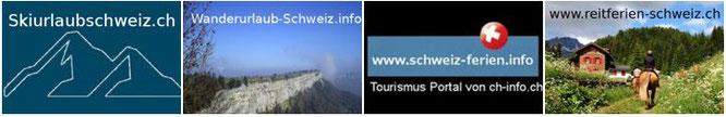 gute wander- und skiorte Schweiz