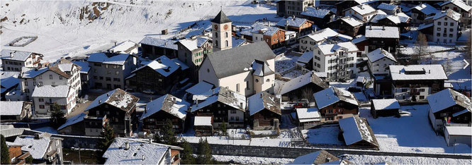 cc 3.0 Wikimeida klick mehr Infos Bildrechte und Bergdorf Vals
