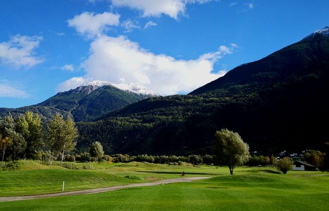 Ganzjahres Golfplatz Schweiz