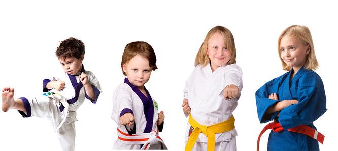 TOWASAN Karate Schule München - Sicherheit für Ihr Kind