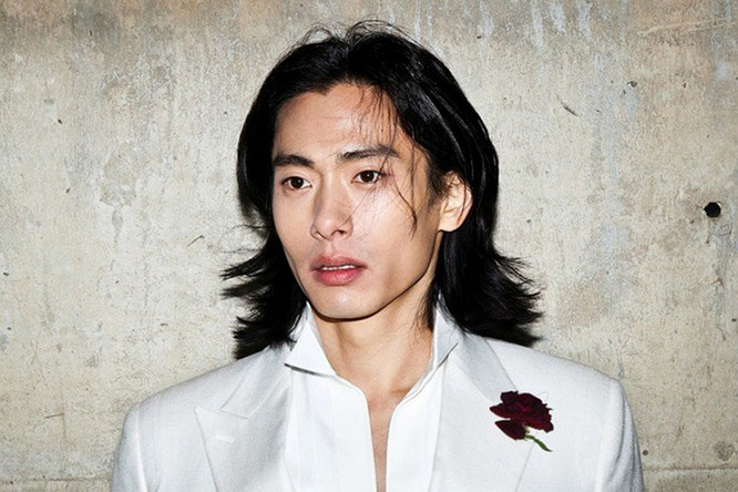 корейский актёр Тео Ю. Источник: 24smi.org