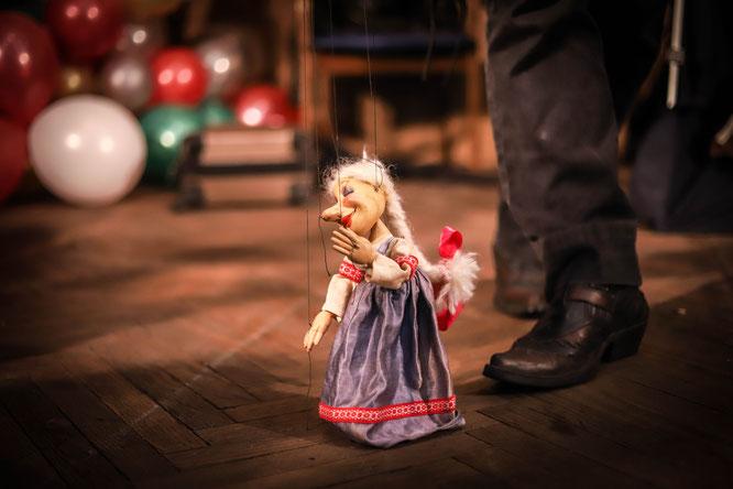 Представление в Зале кукол