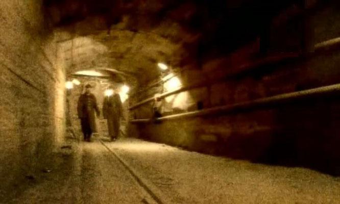 Тайная железная дорога.
