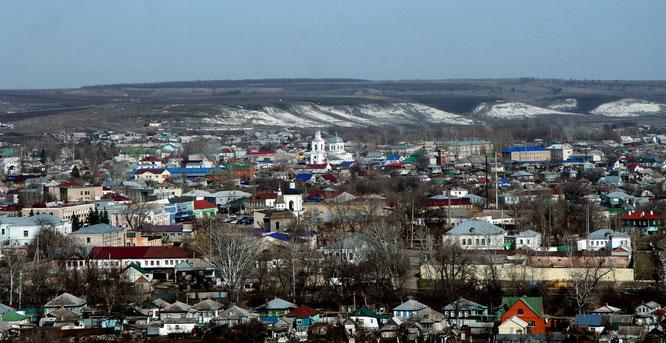 город Калач