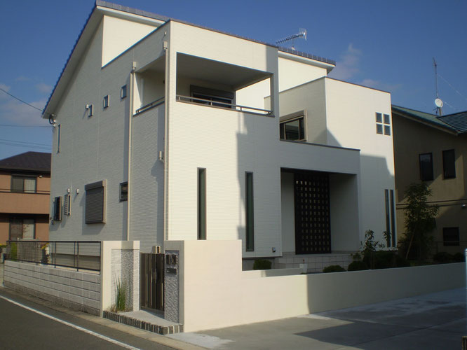 平成21年1月完成のA様邸です。