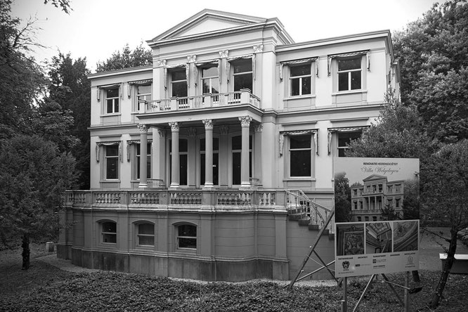 Huis van Bankier JACOBUS HOBOKEN en later van LOUIS JAMIN