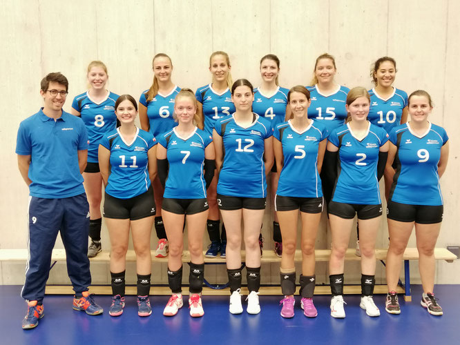 Damen 3 Volley Amriswil