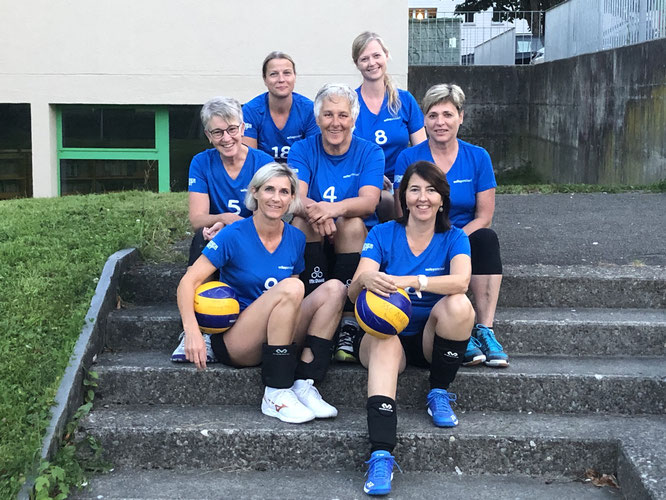 Damen 5 Volley Amriswil