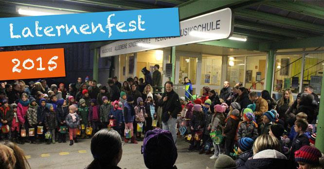 Laternenfest Strasshof