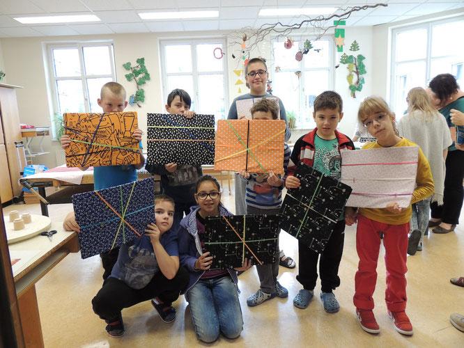 Elternverein Strasshof ASO Bastelprojekt 2015