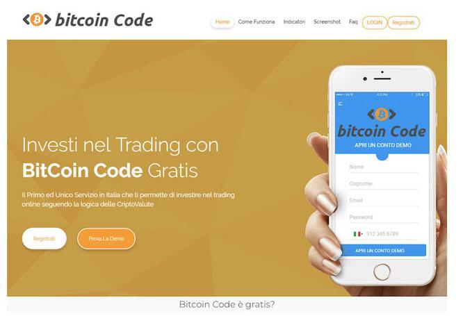bitcoin code gratis truffa