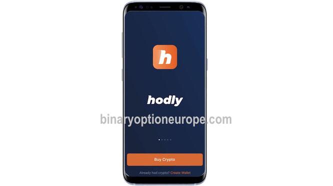 portafoglio hodly app criptovalute
