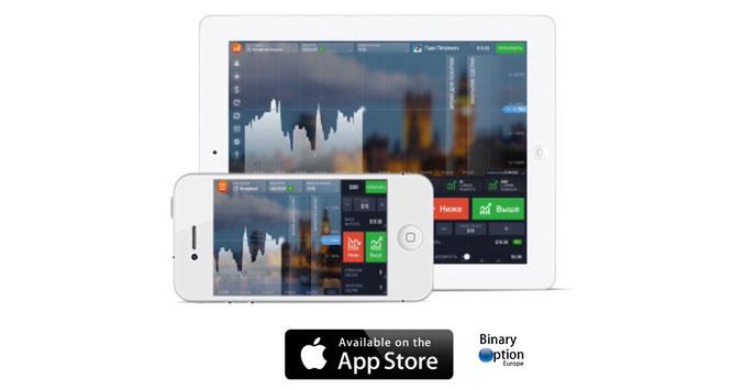 iq broker app ios iphone ipad