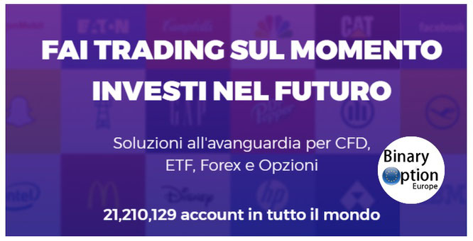 iq option conto islamico