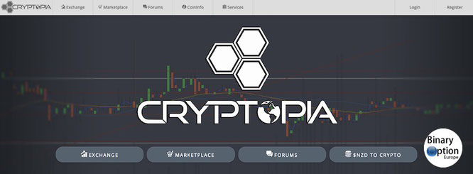 exchange di criptovalute cryptopia come funziona