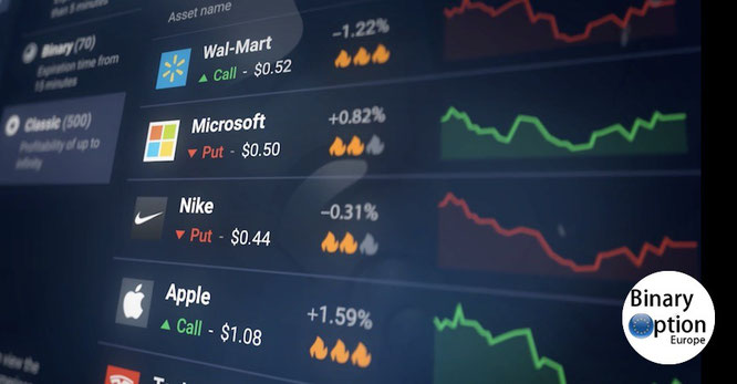 iq option opzioni digitali di borsa classiche apple