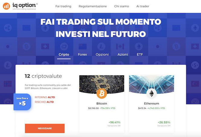 come diventare milionario con iq option bitcoin