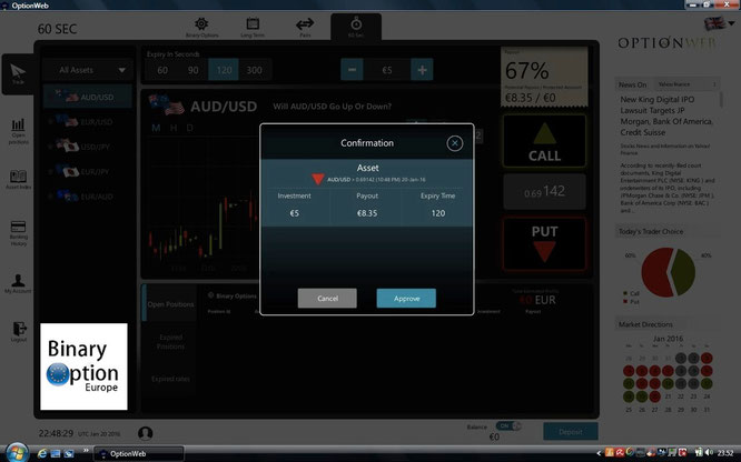 optionweb piattaforma revolution scaricabile trading binario gratis