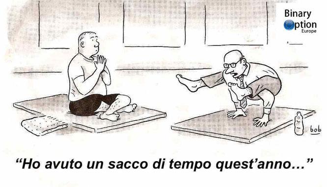 consigli Criptovalute yoga