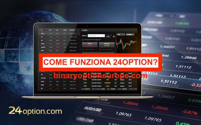 come funziona 24option trading forex cfd criptovalute