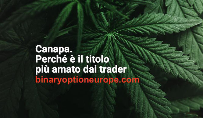 come investire in cannabis legale marijuana 2019-2020