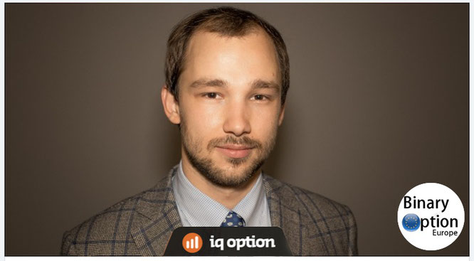 Egor Perepelyuk iq option truffa