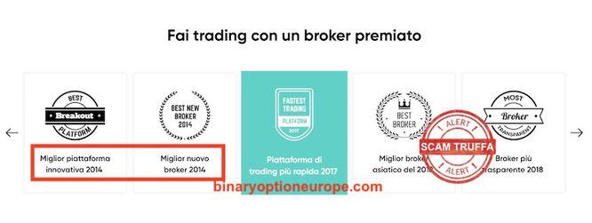 wise banc broker pluri premiato truffa