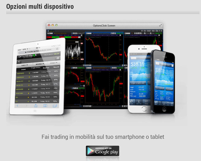 options click trading mobile iphone ios android samsung galaxy