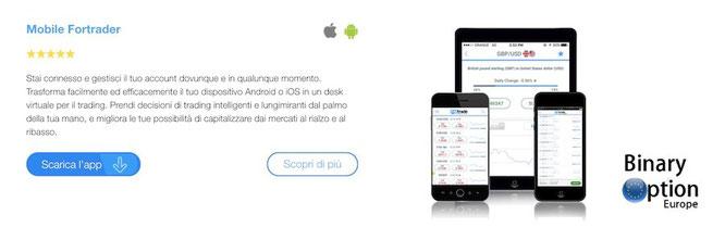 mobile fortrader