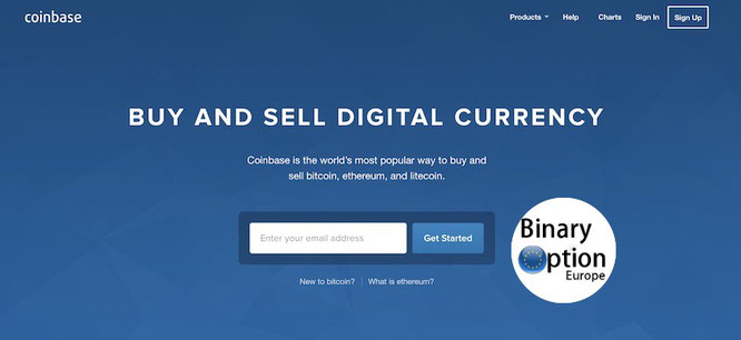 exchange di criptovalute coinbase come funziona