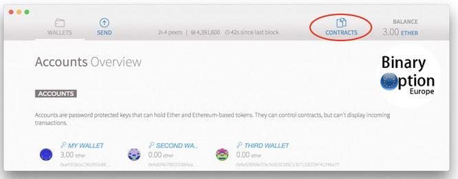 transazioni problema guida prelievo token otn iq option