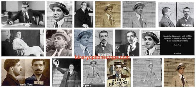 Chi è Charles Ponzi