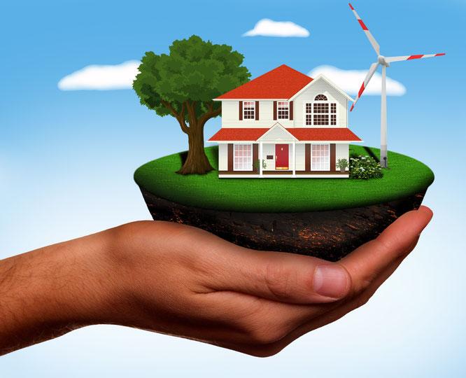 Energiewende auch für Ihre Immobilie