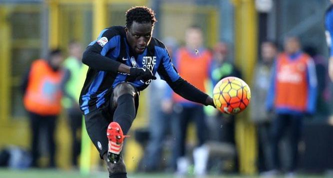Boukary Dramé se ha asentado en el lateral izquierdo del Atalanta. Foto: www.atalanta.it