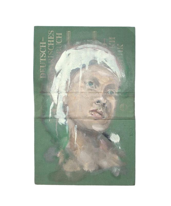 Julia Tschaikner painting art contemporary