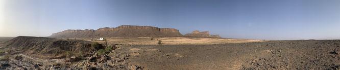 Die Sahara in Merokko!