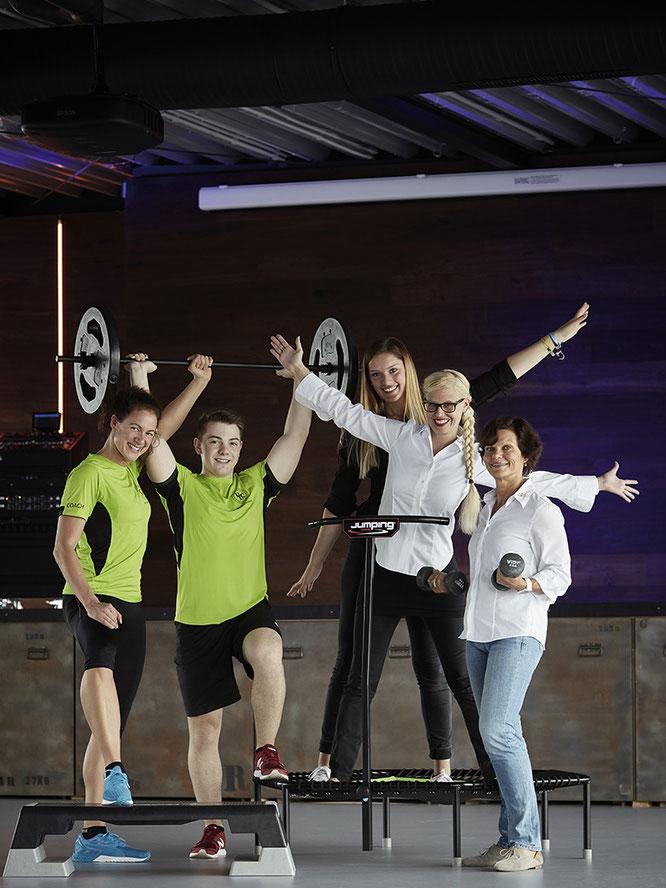 ULC Fitness Company Fitnessstudio Findorff Findorffer Geschäftsleute Magazin Stadtteil Bremen Einzelhandel Gastro Restaurants essen gehen