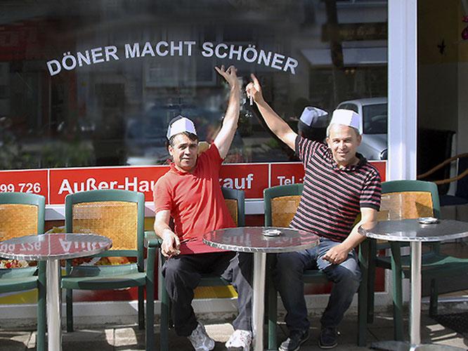 Findorffer Dönerhaus Döner Findorff Findorffer Geschäftsleute Magazin Bremen Gastronomie Restaurants essen gehen