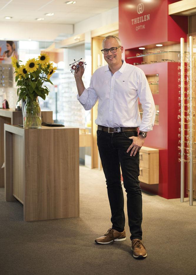 mark Theilen Optik Brillenfachgeschäft Optiker neue Brille Findorff Findorffer Geschäftsleute Magazin Stadtteil Bremen Einzelhandel Gastro Restaurants essen gehen