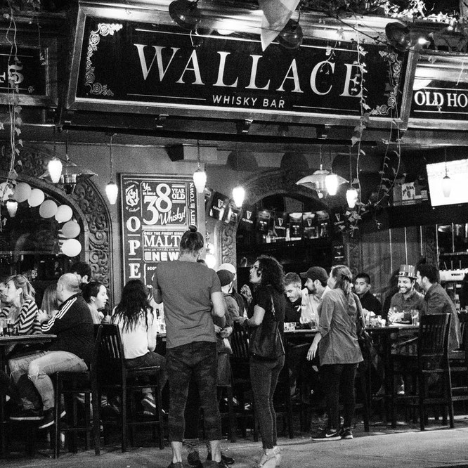 Wallace Whisky Bar