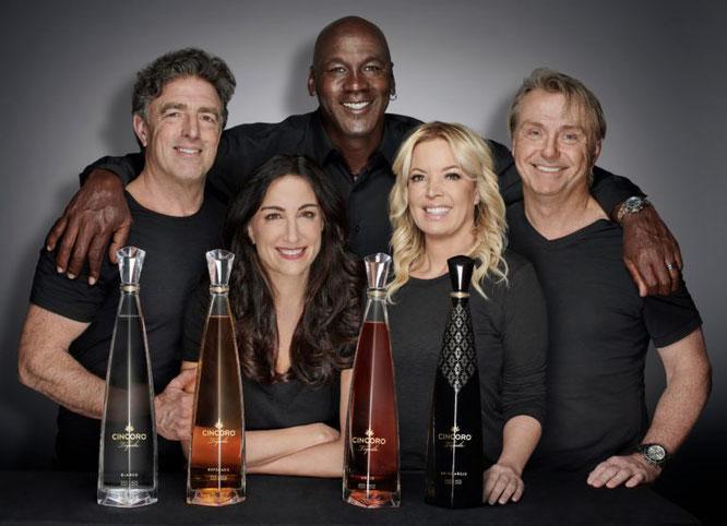 Michael Jordan lanza su marca de tequila