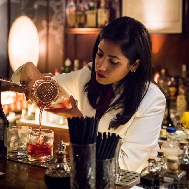 Amairani Rodríguez Bartender
