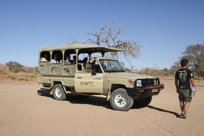 Namib Truck