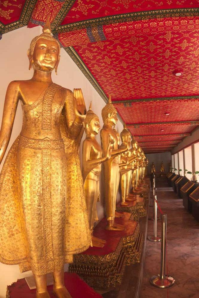 Wat Pho, Bankgok, Thailand