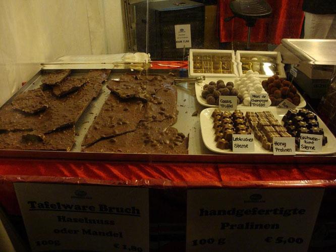 ChocolARt Bruchschokolade