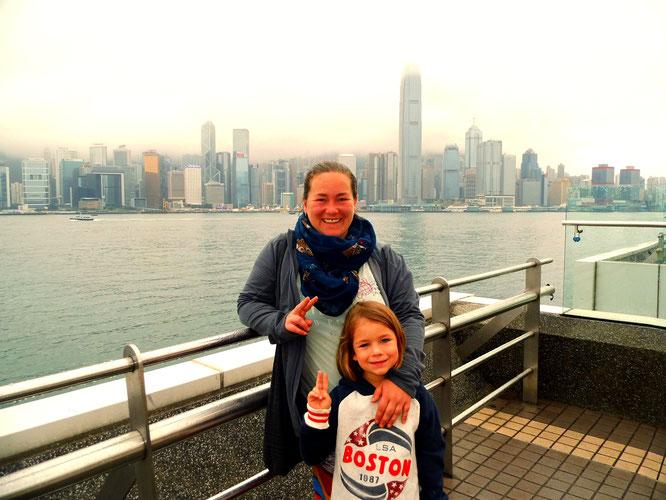 Hong Kong freileben